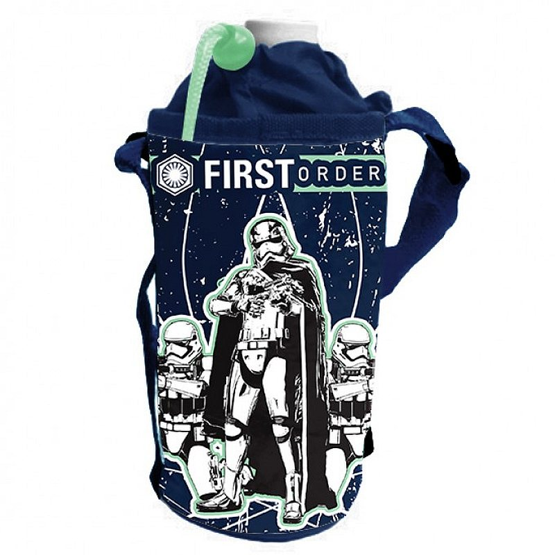 SEVEN Držiak na fľašu Star Wars Stormtrooper Polyester, plast, kov, 19x12x8,5 cm