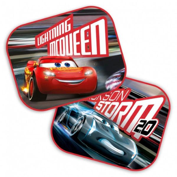 Slnečná clona Autá Cars 3 2 ks