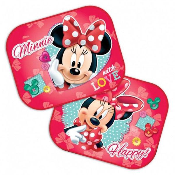 Slnečná clona Minnie Mouse
