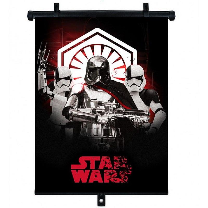 Slnečná clona Roletka Star Wars Stormtrooper 1ks