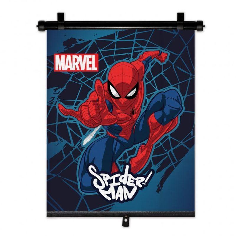 Slnečná clona Roletka Spiderman 1 ks
