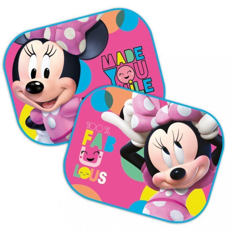 Slnečná clona Minnie Smile 2 ks