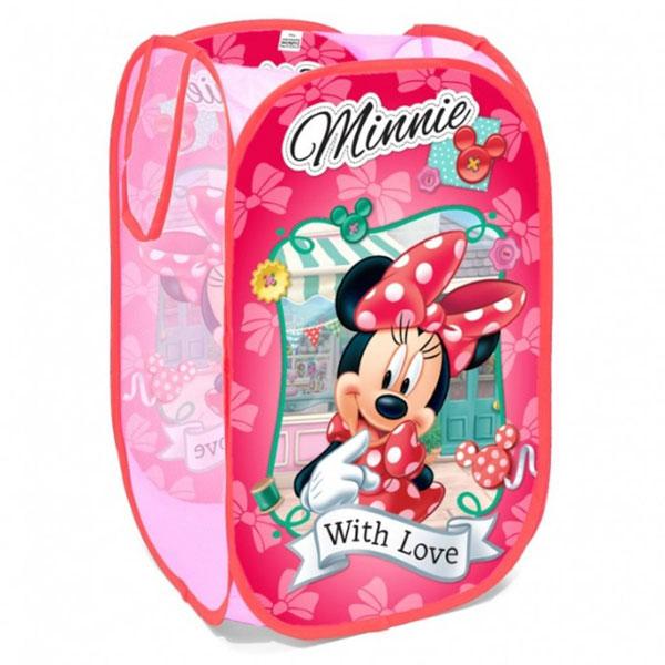 Kôš na hračky Minnie Mouse