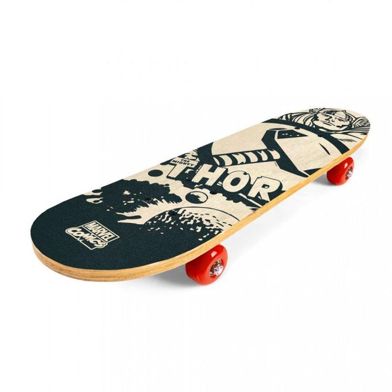 SEVEN Skateboard drevený Thor 9 vrstvý čínský javor, 1x 61x15x8 cm
