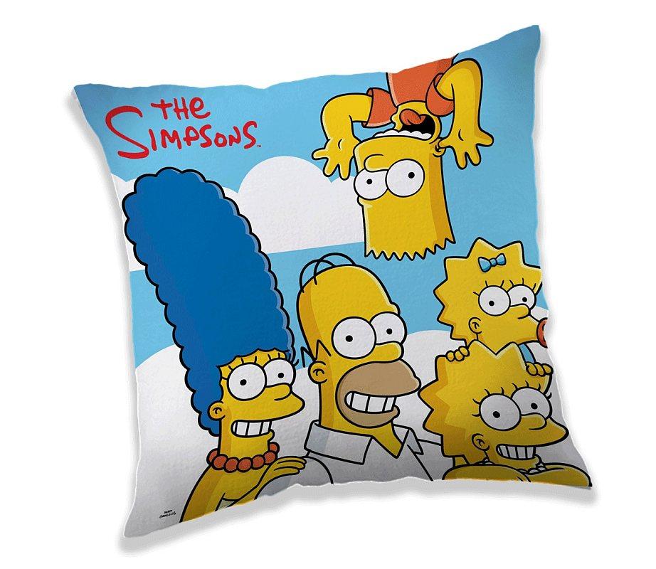 Vankúšik Simpsons clouds 40/40