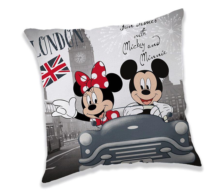Vankúšik Mickey a Minnie v Londýne 40/40