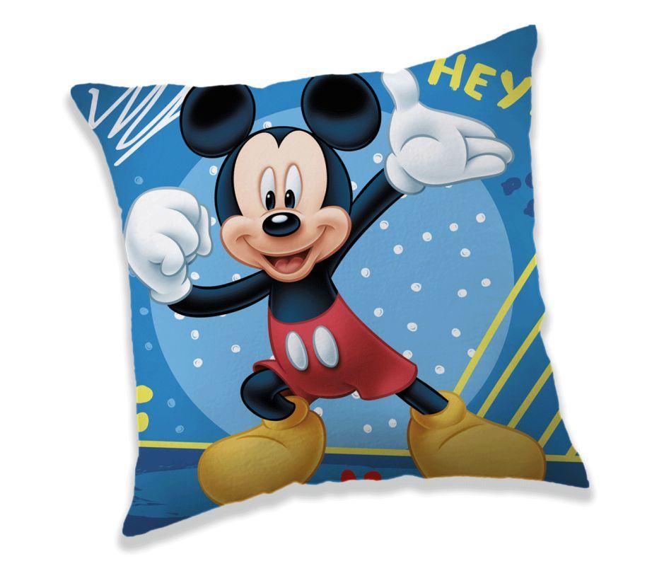 JERRY FABRICS Vankúšik Mickey Hey  Polyester, 40/40 cm