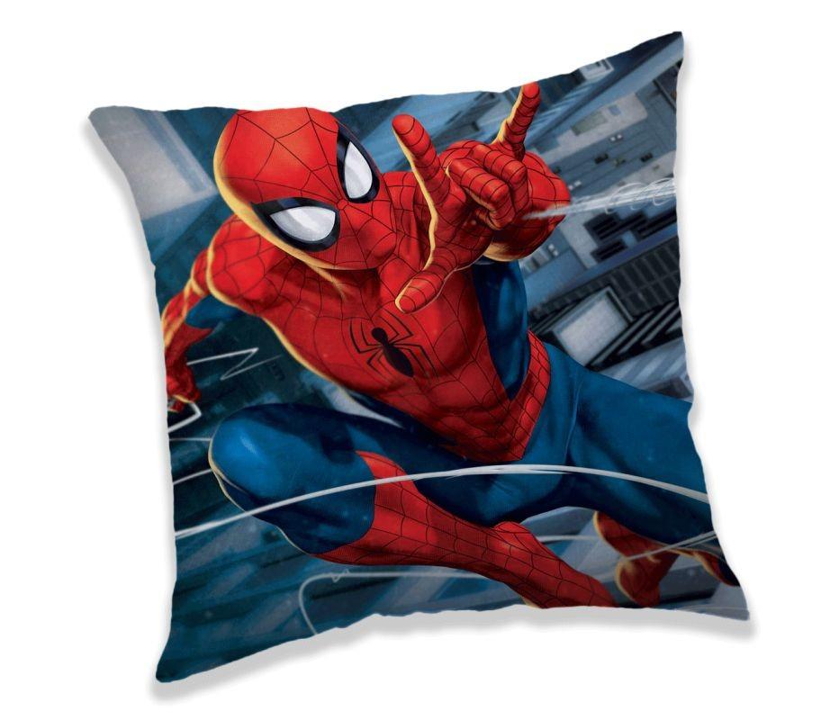 JERRY FABRICS Vankúšik Spiderman 04 Polyester, 40/40 cm