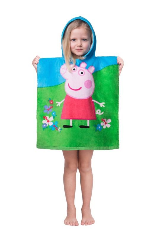 Pončo Peppa Pig 061 50/115