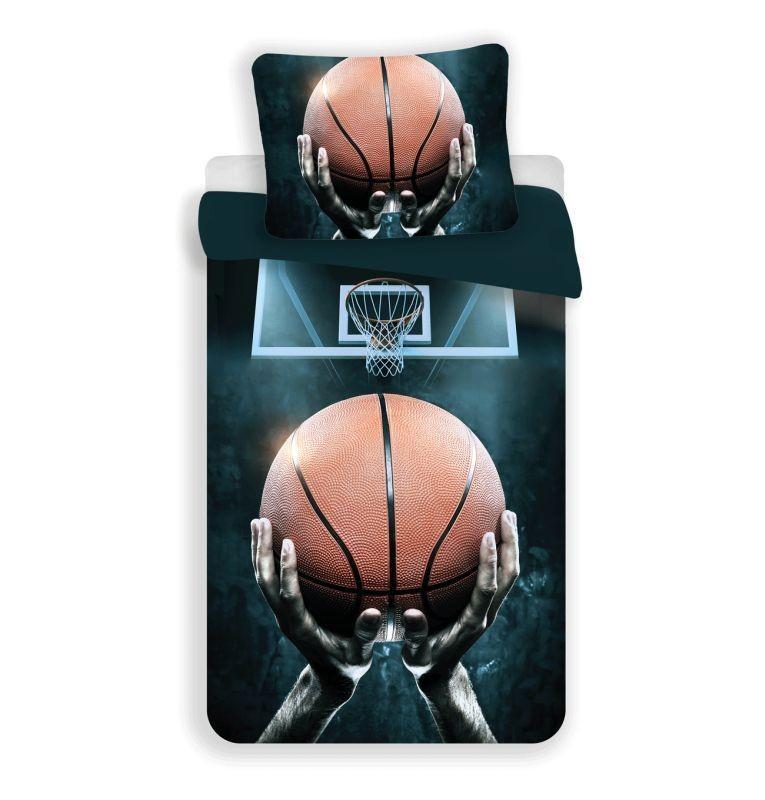 Obliečky Basketball 140/200, 70/90