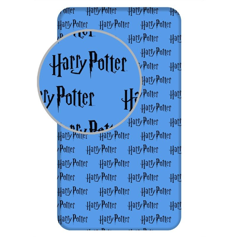 JERRY FABRICS Plachta Harry Potter HP111 Bavlna, 90/200 cm