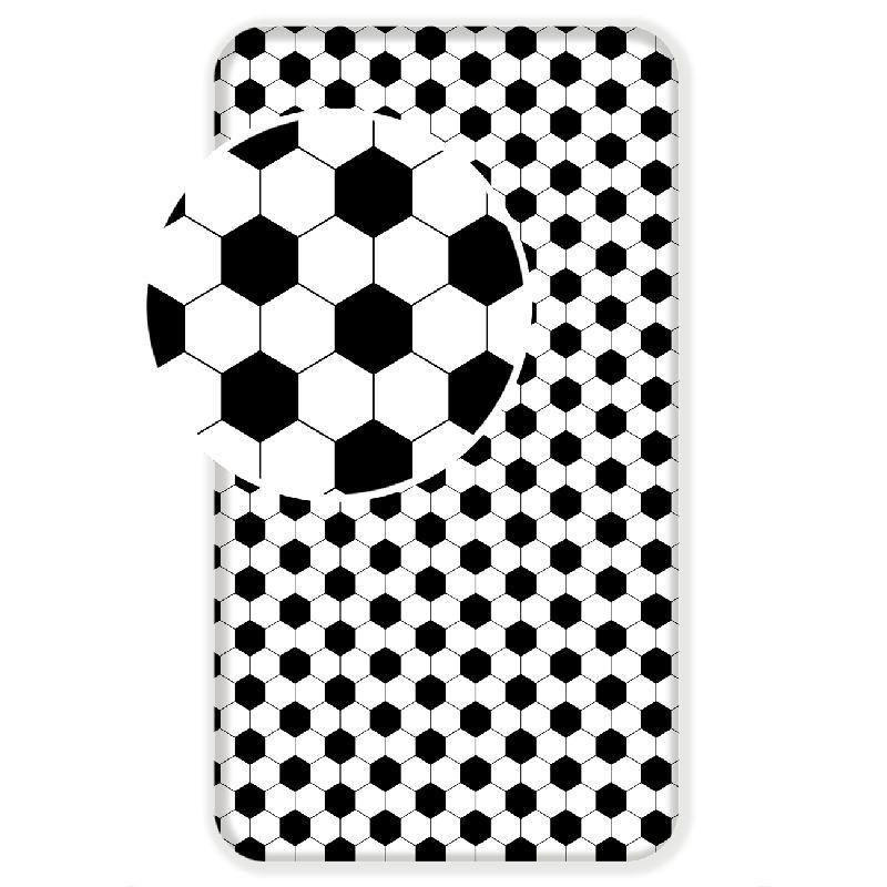 JERRY FABRICS Plachta Fotbal  Bavlna, 90/200 cm