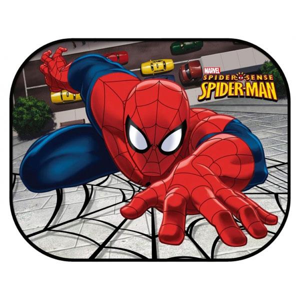 Slnečná clona bočná Spiderman 2 ks