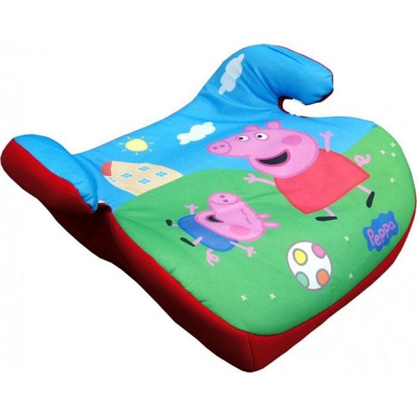 Podsedák do auta 15-36kg Prasiatko Peppa Pig
