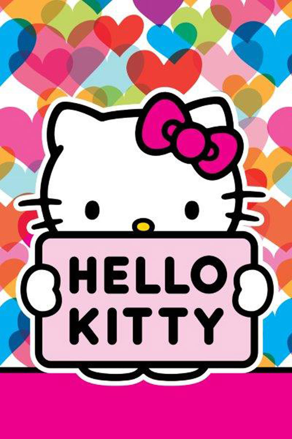 Detský uterák Hello Kitty Mimi Love 60/40