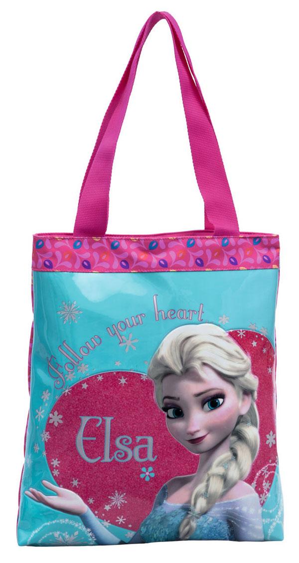 Nákupná taška Ľadové kráľovstvo Elsa  38 cm