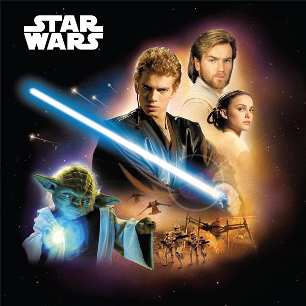 Vankúšik Star Wars 40x40