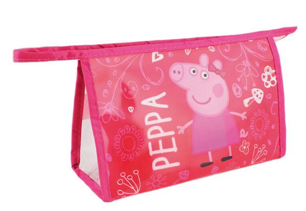 Kozmetická vybavená taška Prasiatko Peppa Pig