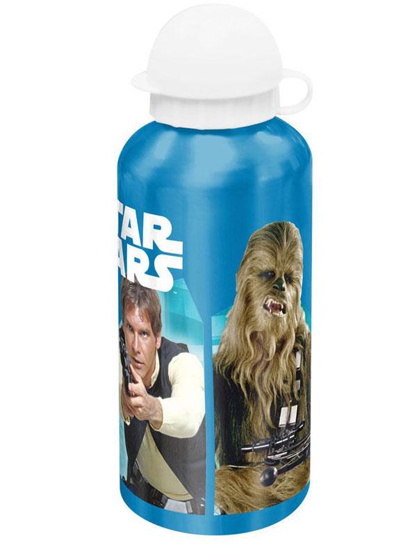 ALU fľaša Star Wars 500 ml  modrá