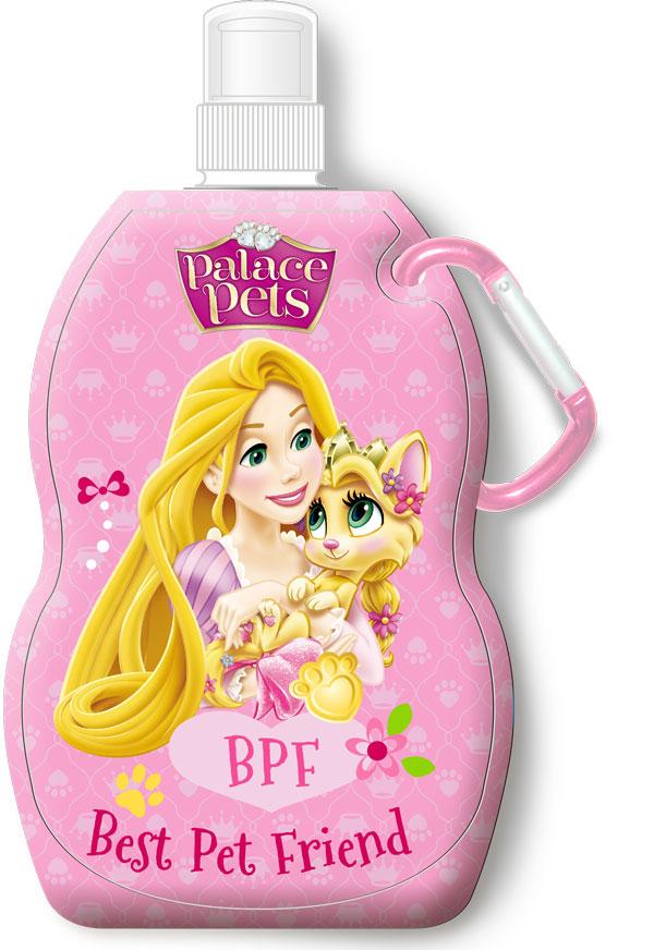 Fľaša na pitie s karabínou Princezná Locika 330 ml