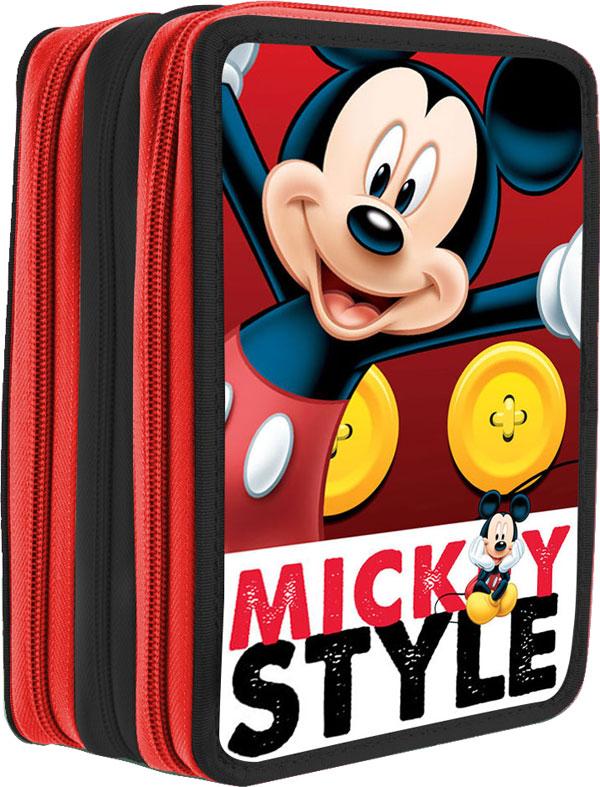 Trojposchodový plný peračník Mickey Style