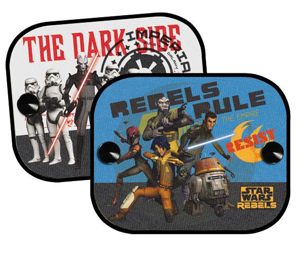 Slnečná clona Star Wars Rebels