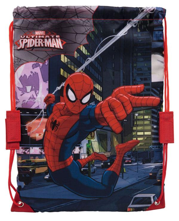 Taška na telocvik a prezúvky Spiderman 40 cm