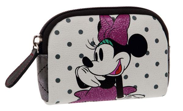 Luxusná peňaženka Minnie Mašle 12 cm