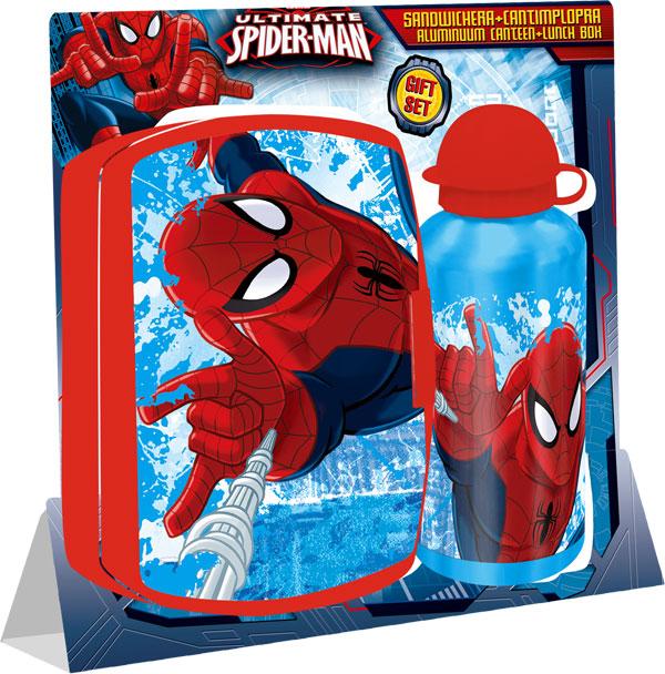 Euroswan Sada na desiatu Spiderman 25,5 x 24,5 cm
