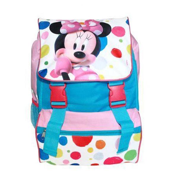 Školský batoh Minnie bodky 41 cm