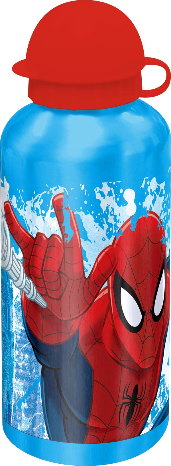 ALU fľaša Spiderman 500 ml