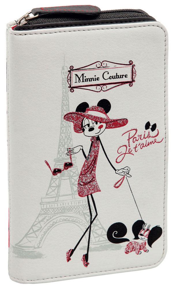 Luxusná peňaženka Minnie Couture Paříž 16 cm