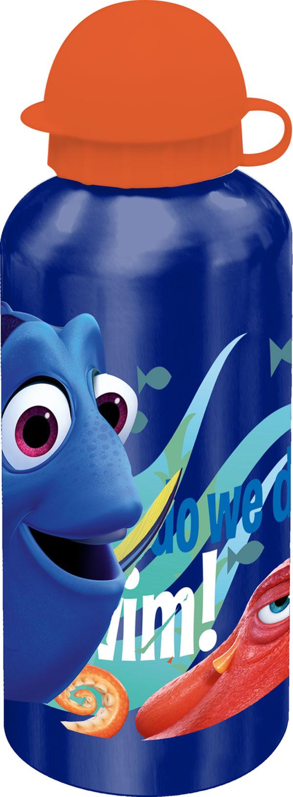 ALU fľaša Hľadá sa Dory modrá