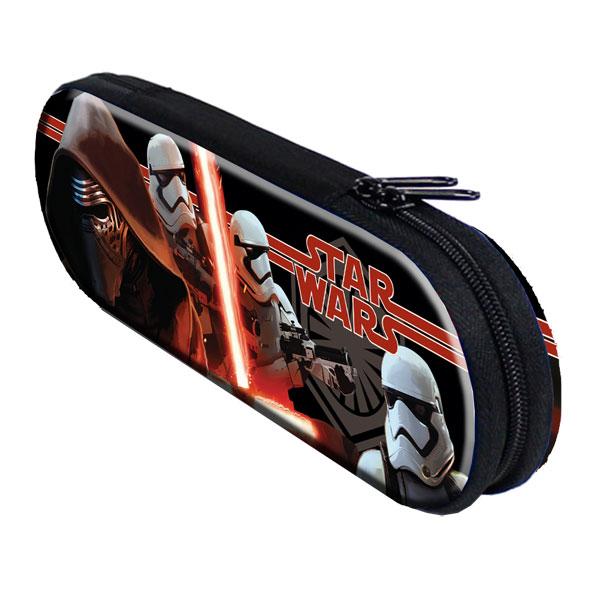 detský kovový peračník Star WarsKovový peračník Star Wars VII