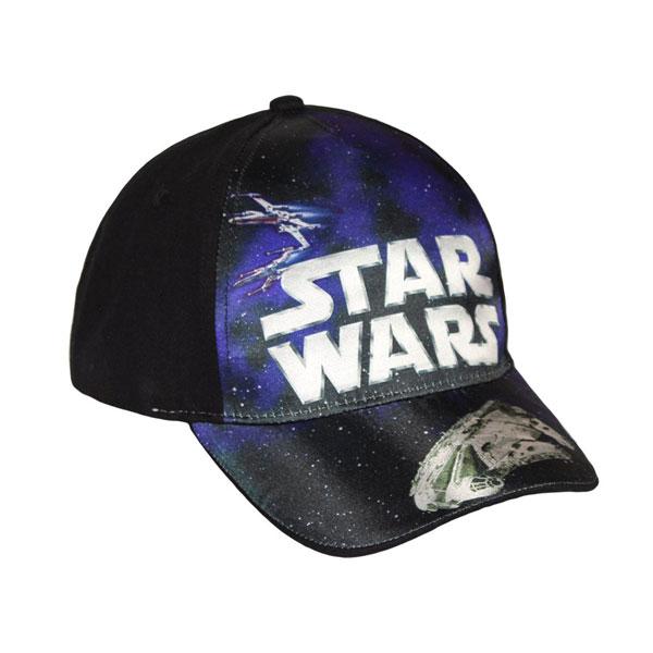 Šiltovka Star Wars logo veľ. 52