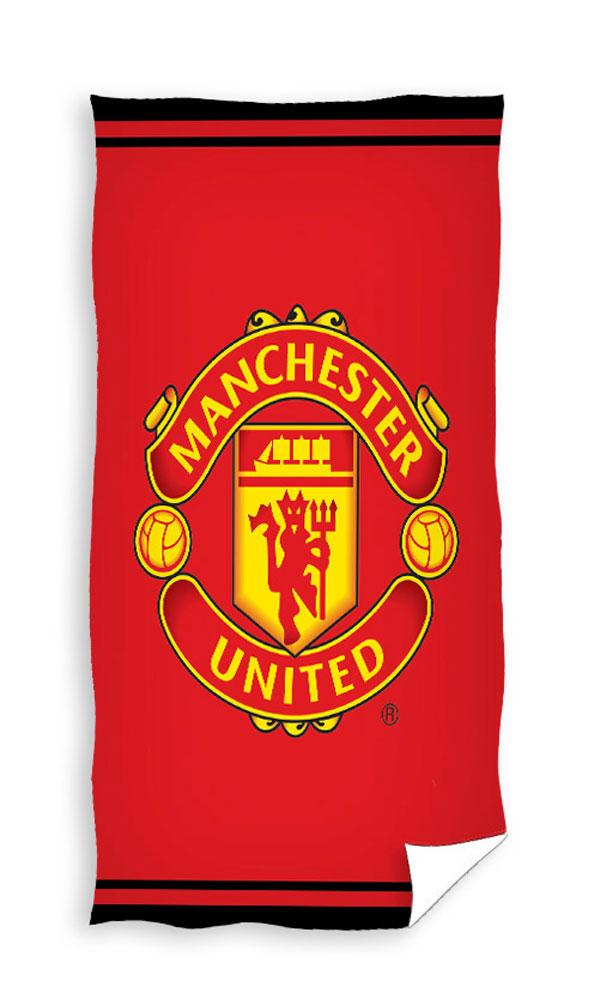 Detský uteráčik Manchester United logo 40/60