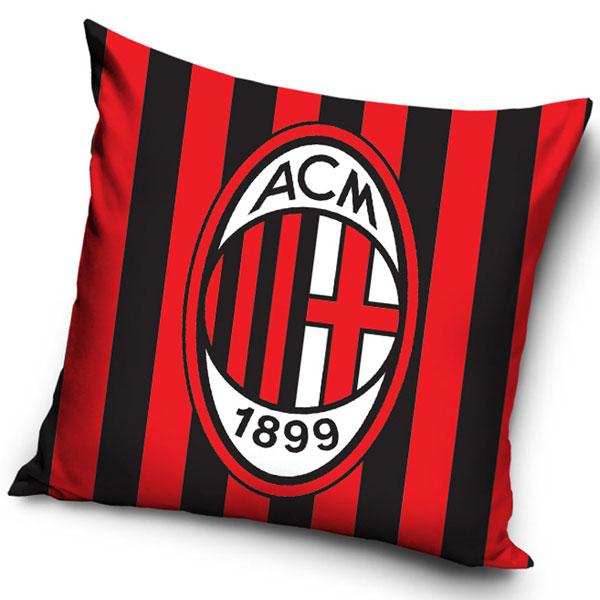 Obliečka na vankúšik AC Milán pruhy 40/40