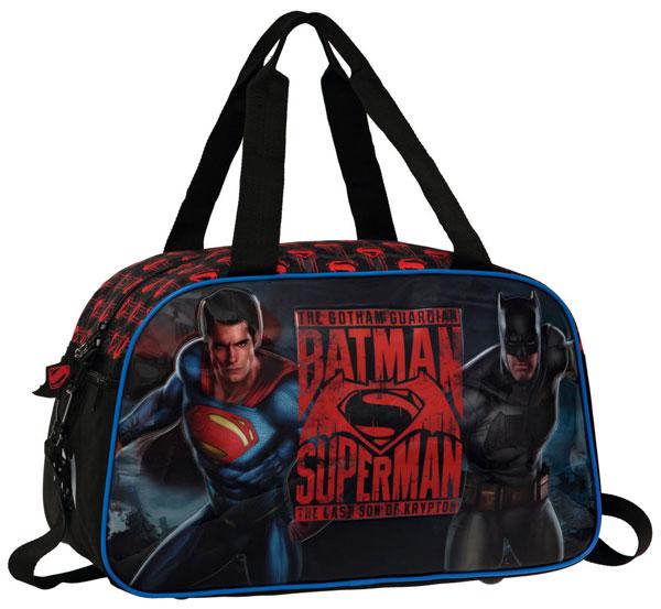 detská športová taškaŠportová taška Batman vs Superman 40 cm