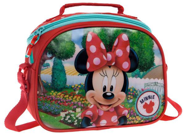 Junior taška Minnie zahradnice 25 cm