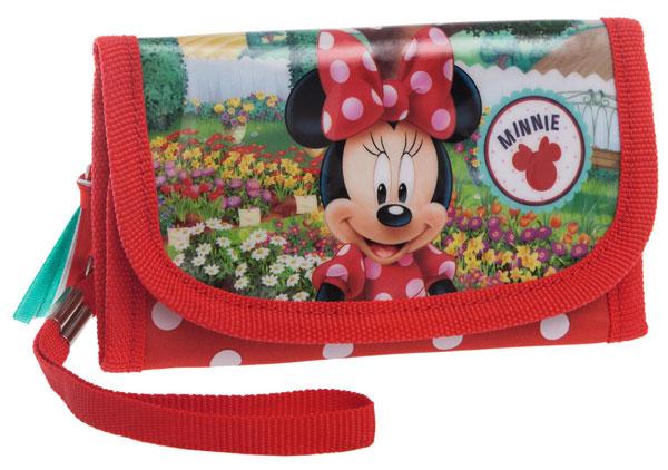 Peňaženka Minnie zahradnice 14 cm