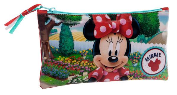 Kozmetická taštička Minnie zahradnice 22 cm