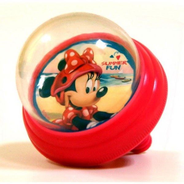 Zvonček na bicykel Minnie Mouse s membránou