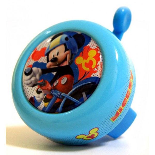 Zvonček na bicykel Mickey Mouse kovový