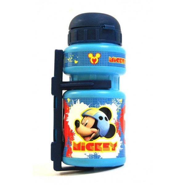 Cyklo fľaša na pitie Mickey Mouse