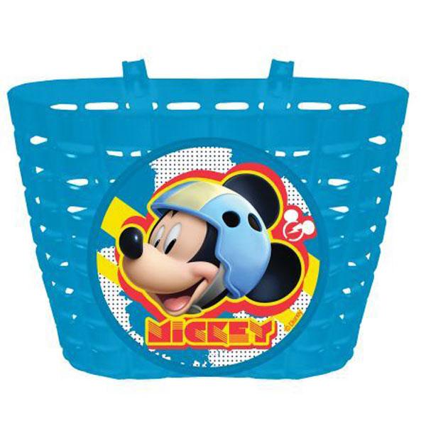 Košík na bicykel Mickey Mouse