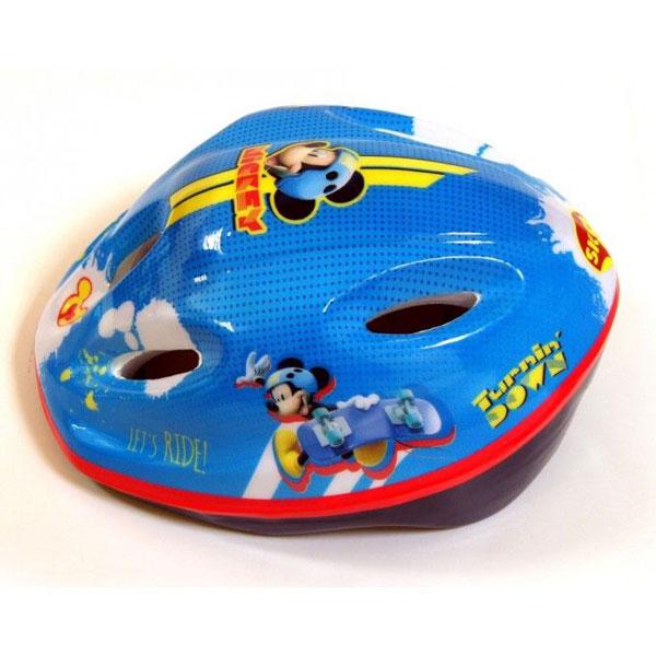 Cyklistická prilba Mickey Mouse