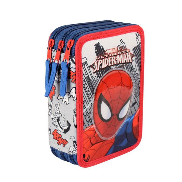 Trojposchodový plný peračník Spiderman