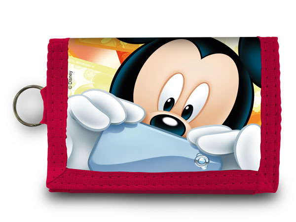 Peňaženka Mickey Selfie