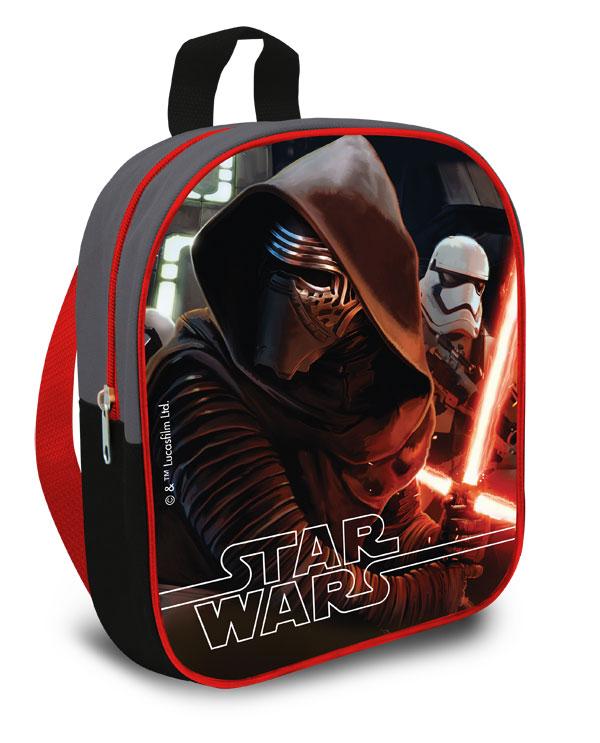 Detský batôžtek Star Wars VII Kylo Ren 24 cm