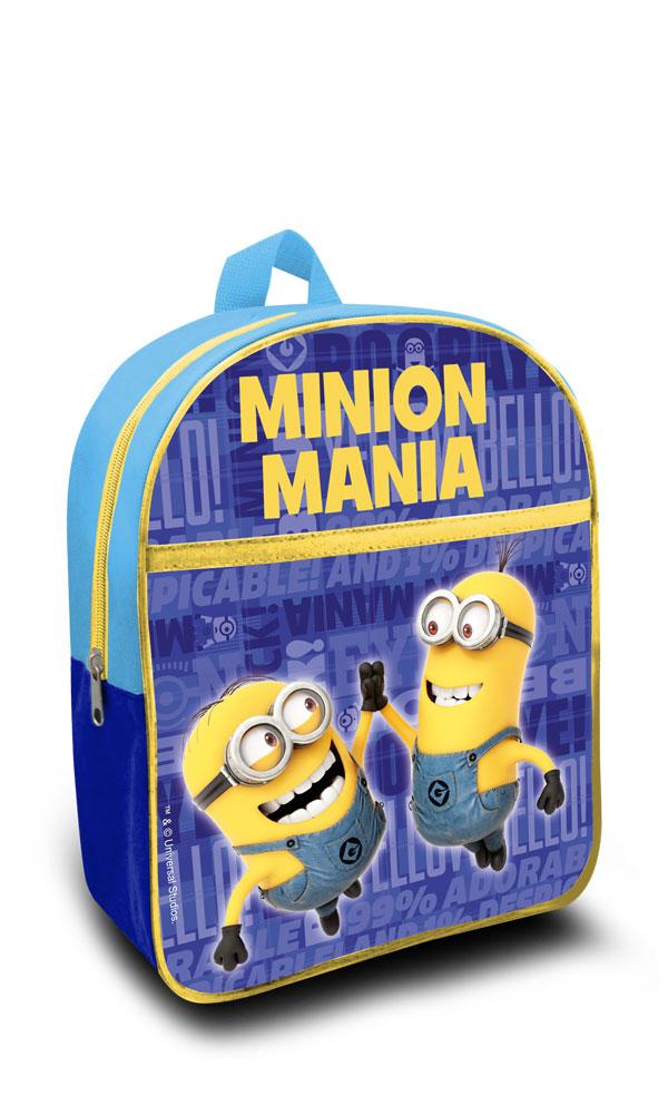 Detský batôžtek Mimoni Mania 30 cm